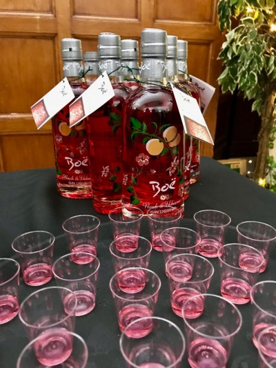 Gin Fall 2018 Event : Boe Gin