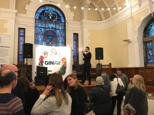 Gin Fall 2018 Event : Crowd 2