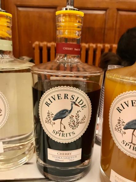 Gin Fall 2018 Event : Riverside Spirits