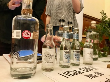 Gin Fall 2018 Event : Granite North Display 2