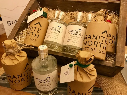 Gin Fall 2018 Event : Granite North Gins
