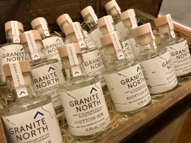 Gin Fall 2018 Event : Granite North