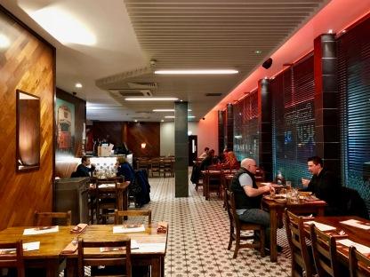 The Dhabba (Glasgow) : Inside 2