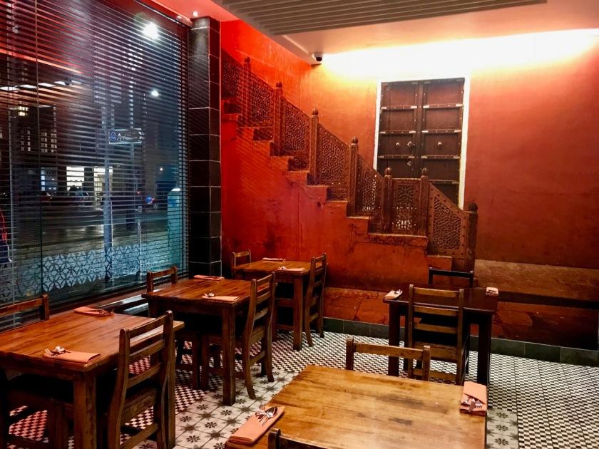 The Dhabba (Glasgow) : Inside 1
