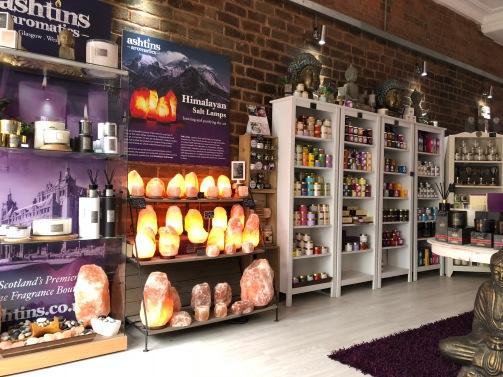 Ashtin Aromatics Glasgow Westend Inside 3