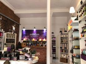 Ashtin Aromatics Glasgow Westend Inside