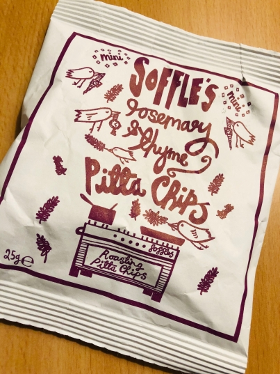 Beer52 Subscription Box : Pitta Crisps