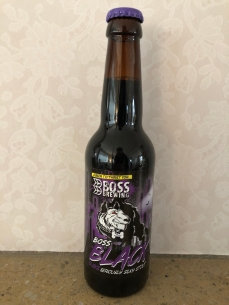 Beer52 Subscription Box : Boss Black Beer
