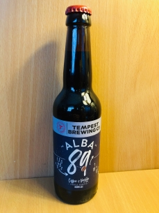 Beer52 Subscription Box : Alba 89 Beer