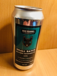 BeerMeNow Subscription Box : Mad Squirrel Beer