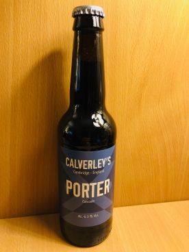BeerMeNow Subscription Box : Calverleys Beer